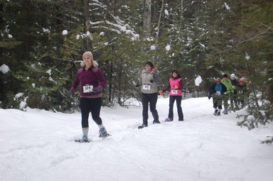 Image result for snowshoe race