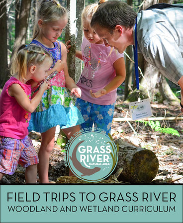 Field trip guide to Grass River Natural Area